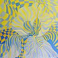 Irreverant Iris by Lizi Beard-Ward