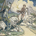 Irving: Sleepy Hollow, 1849 by Granger