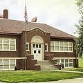 Irvington School by John Anderson
