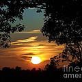 Is It Sun Up Or Sun Down by Scott B Bennett