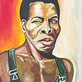 Isaac De Bankole by Emmanuel Baliyanga
