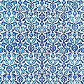 Islamic Tiles 01 by Antony McAulay