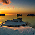 Island Burgs by James  Meyer