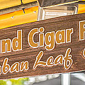 Island Cigar Factory Key West - Panoramic - Hdr Style by Ian Monk