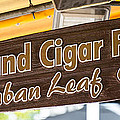 Island Cigar Factory Key West - Panoramic  by Ian Monk