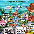 Island Daze by Linda Cabrera