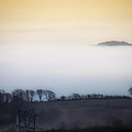 Island In The Irish Mist by James Truett