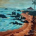 Island Of Dreams by KarishmaticArt -Karishma Desai