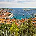 Island Of Hvar Scenic Coast by Brch Photography
