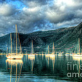 Island Of Lefkada by Linda Arnado