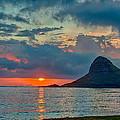 Island Sunrise by Dan McManus