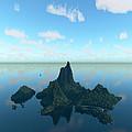 Isle And Sea... by Tim Fillingim