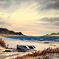 Isle Of Mull Scotland by Bill Holkham