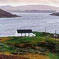 Isle Of Skye Cottage by Mark Llewellyn