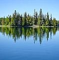 Isle Royale Reflections by Kathryn Lund Johnson