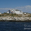 Isles Of Shoals 2 by Robert Nickologianis