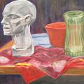 Isolated Head by Jeffrey Oleniacz