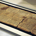 Israel Museum Displays Dead Sea Scrolls by Lior Mizrahi