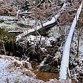 Ist Snow Of The Season by Thomas  Todd