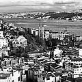 Istanbul Cityscape IIi by John Rizzuto