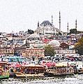 Istanbul by Dia Karanouh
