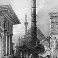 Istanbul: Porphyry Column by Granger