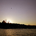 Istanbul Sunset by Shaun Higson