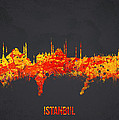 Istanbul Turkey by Aged Pixel