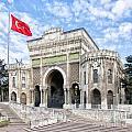 Istanbul University 03 by Antony McAulay