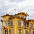 Istanbul Wooden Houses 04 by Antony McAulay