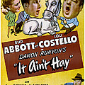 It Aint Hay, Top L-r Patsy Oconnor, Bud by Everett