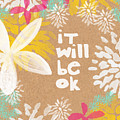 It Will Be Ok- Floral Design by Linda Woods