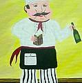 Italian Chef 3 by JoNeL Art
