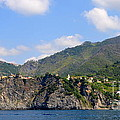 Italian Coastline by Corinne Rhode
