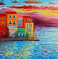 Italian Dream by Bozena Zajiczek-Panus