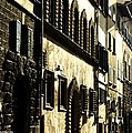 Italian Facades  by Ellen Cannon
