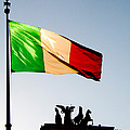 Italian Flag by Tim Holt