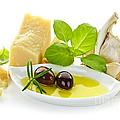 Italian Flavors by Elena Elisseeva