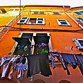 Italian Laundry by Mark Prescott Crannell