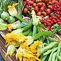 Italian Market by Georgette Grossman
