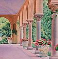 Italian Pavilion by Daniel Dayley