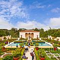 Italian Renaissance Garden Hamilton Gardens New Zealand by Colin and Linda McKie