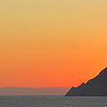 Italian Riviera Sunset by Michael Allington