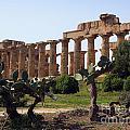 Italian Ruins by Timothy Hacker