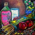 Italian Still by Patti Schermerhorn