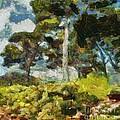 Italian Stone Pine by Dragica  Micki Fortuna