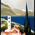 Italian Travel Poster, C1930 by Granger