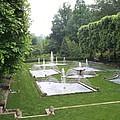 Italian Water Garden by Barbara McDevitt