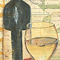 Italian Wine And Grapes 1 by Debbie DeWitt