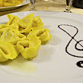 Italy, Cento A Plate Of Cheese by Jaynes Gallery